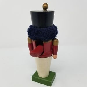 Vintage Holiday - 2/$20 Vintage Wooden Toy Soldier Nutcracker